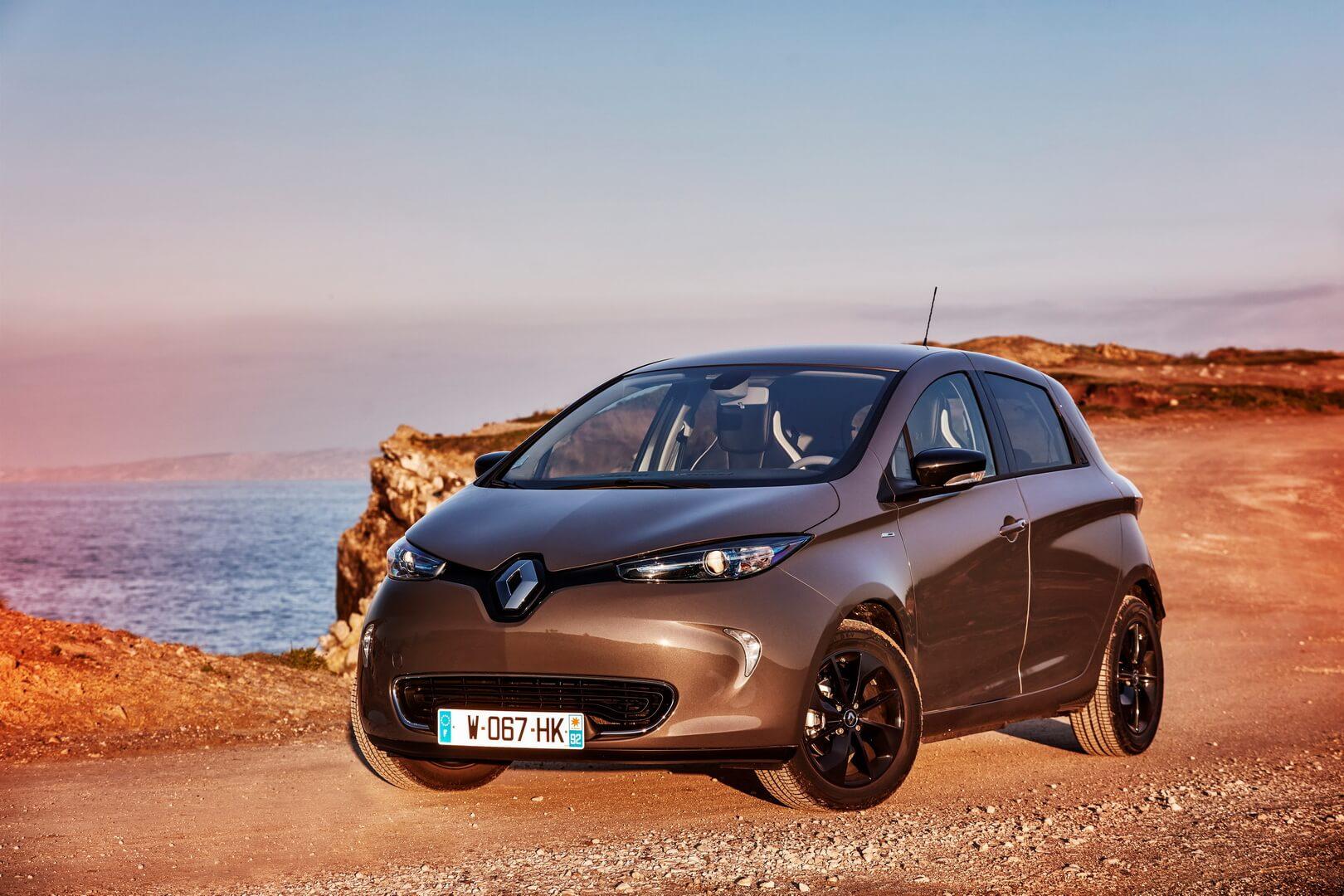 Фотография экоавто Renault ZOE 2012 - фото 48