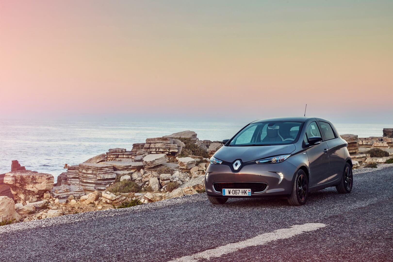 Фотография экоавто Renault ZOE 2012 - фото 51