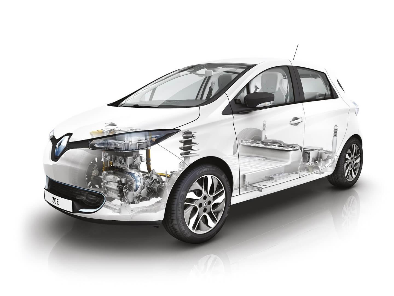 Фотография экоавто Renault ZOE 2012 - фото 52