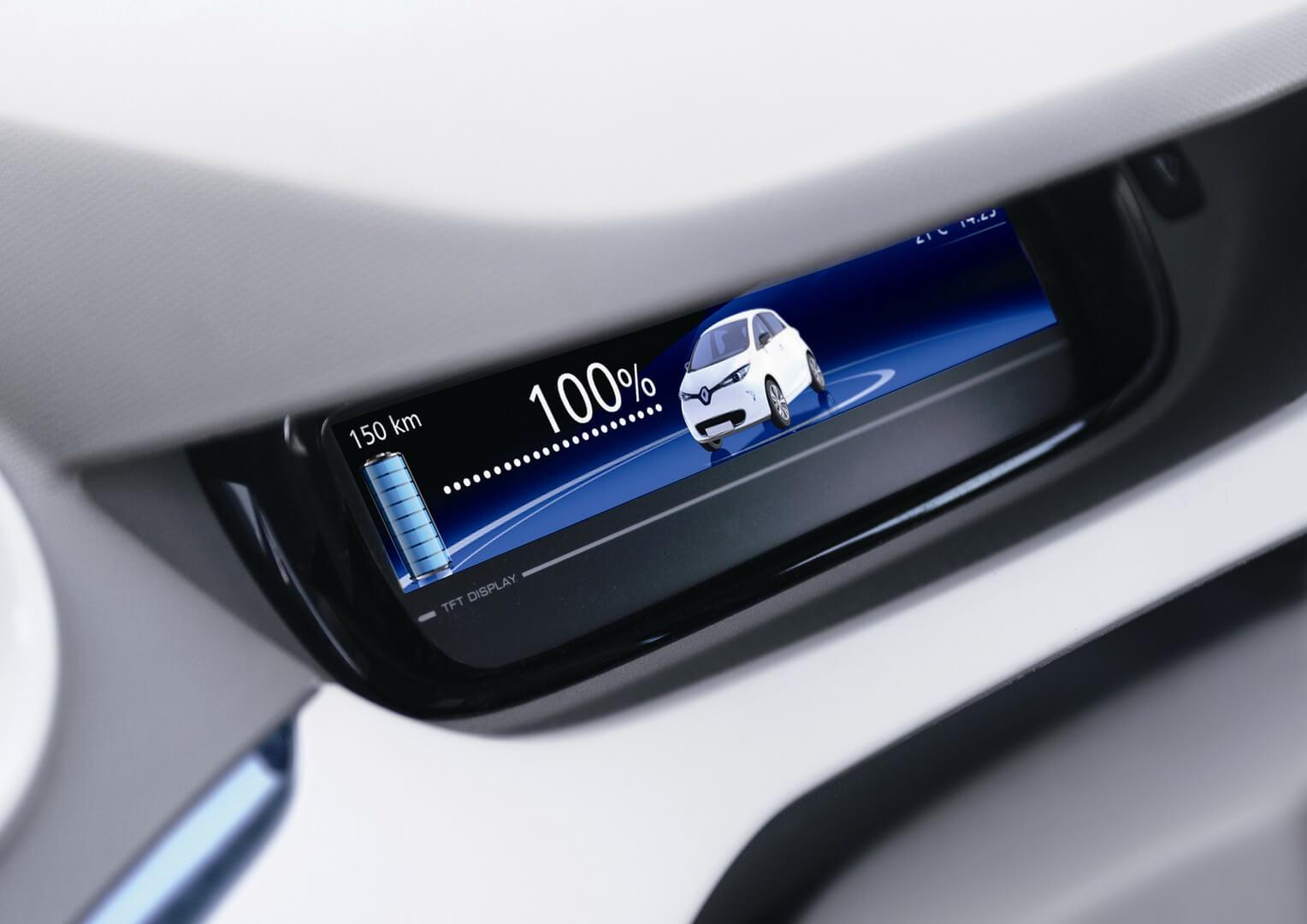 Фотография экоавто Renault ZOE 2012 - фото 57