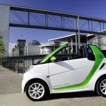 Фотография экоавто Smart Fortwo Electric Drive 2012 - фото 4