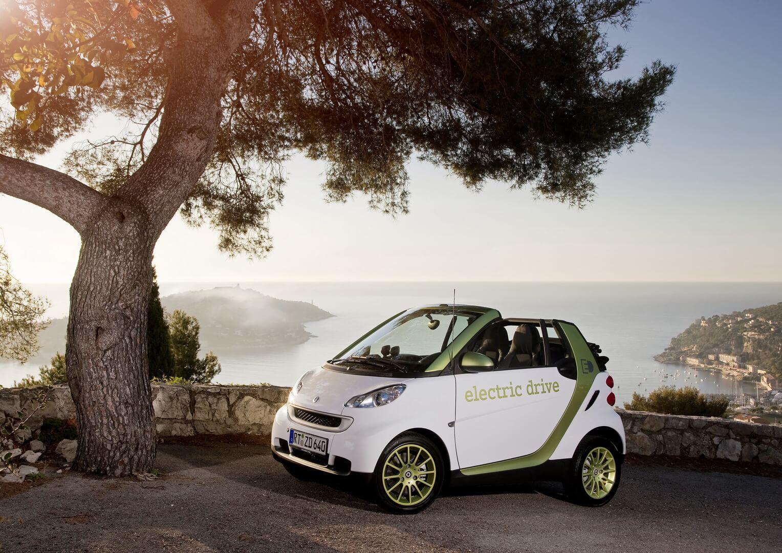 Фотография экоавто Smart Fortwo Electric Drive 2012 - фото 6