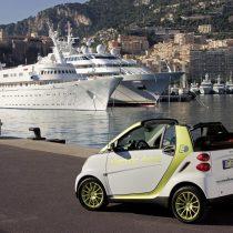 Фотография экоавто Smart Fortwo Electric Drive 2012 - фото 9