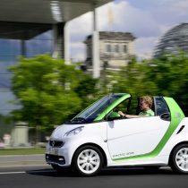 Фотография экоавто Smart Fortwo Electric Drive 2012 - фото 14