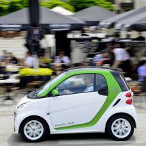 Фотография экоавто Smart Fortwo Electric Drive 2012 - фото 22