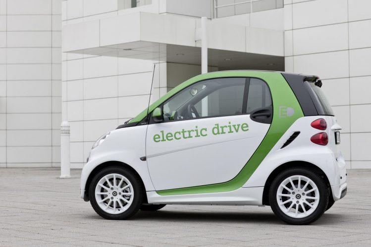 Внешний вид Smart Fortwo Electric Drive