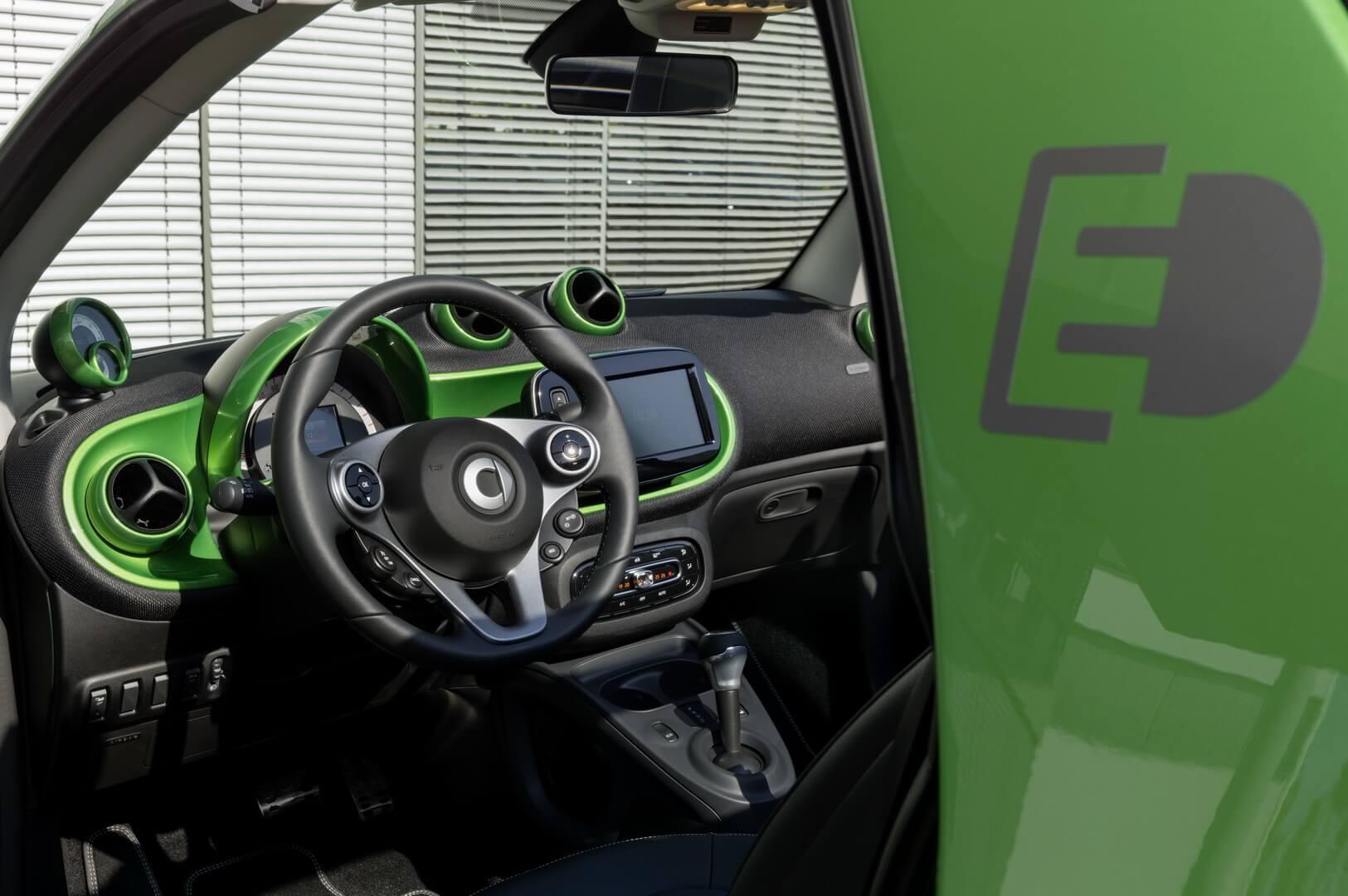 Фотография экоавто Smart Fortwo Electric Drive 2017 - фото 25
