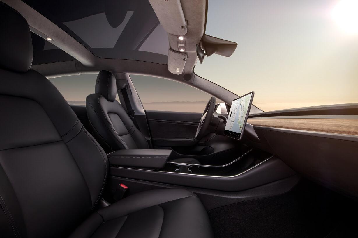 Фотография экоавто Tesla Model 3 Standard Range - фото 18
