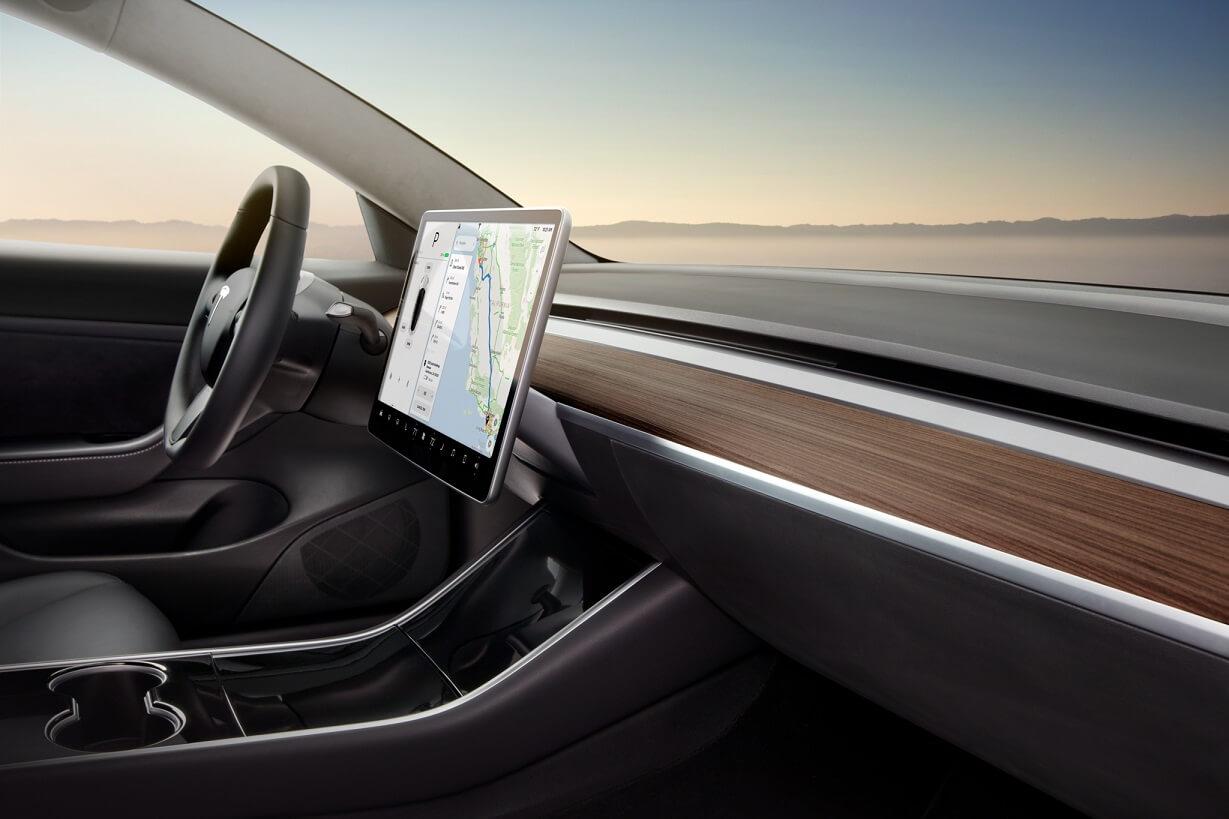 Фотография экоавто Tesla Model 3 Standard Range - фото 19