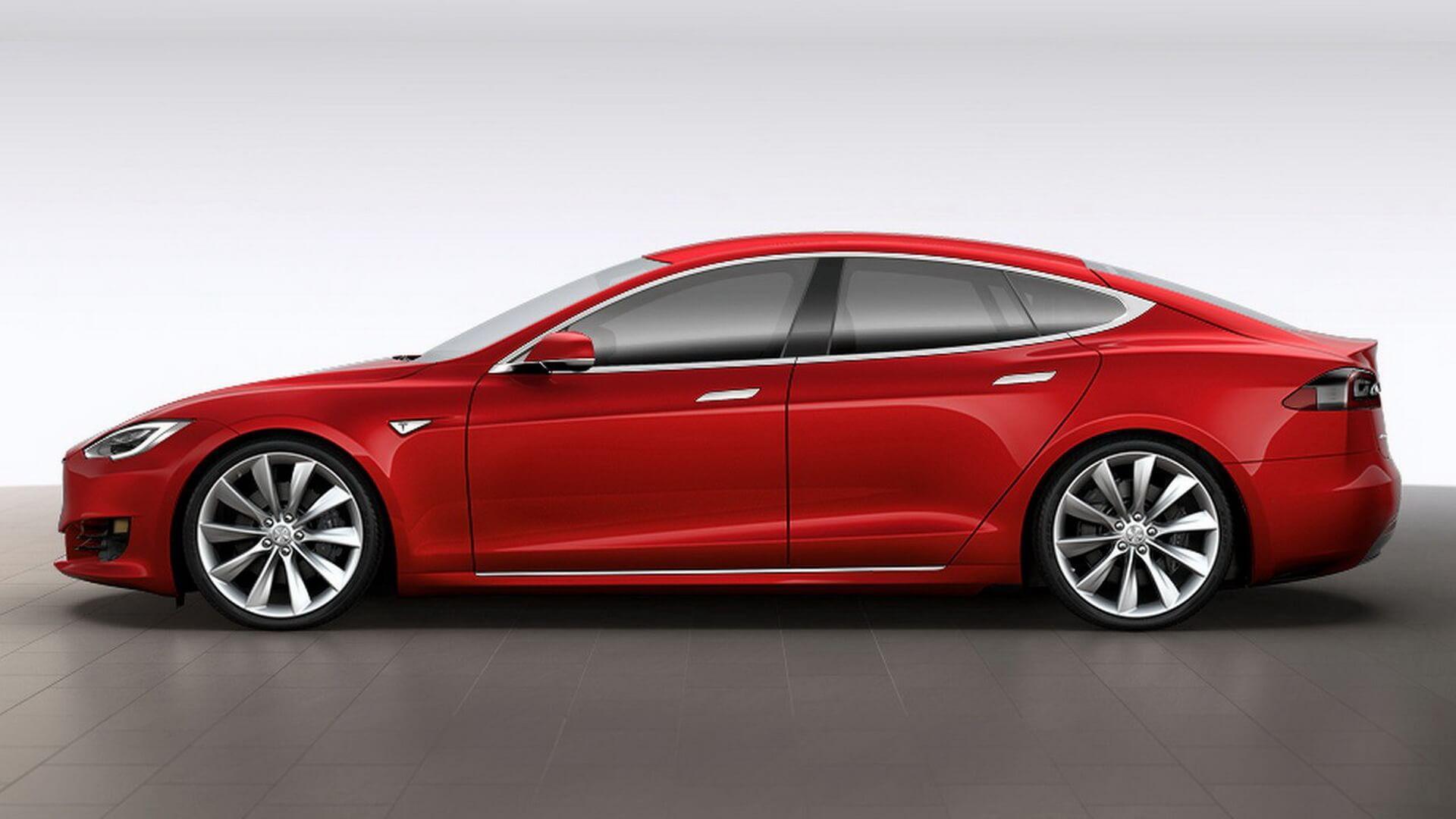 Фотография экоавто Tesla Model S 75D - фото 2