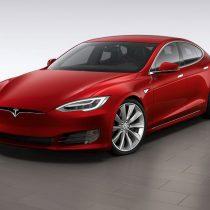 Фотография экоавто Tesla Model S 75D - фото 3