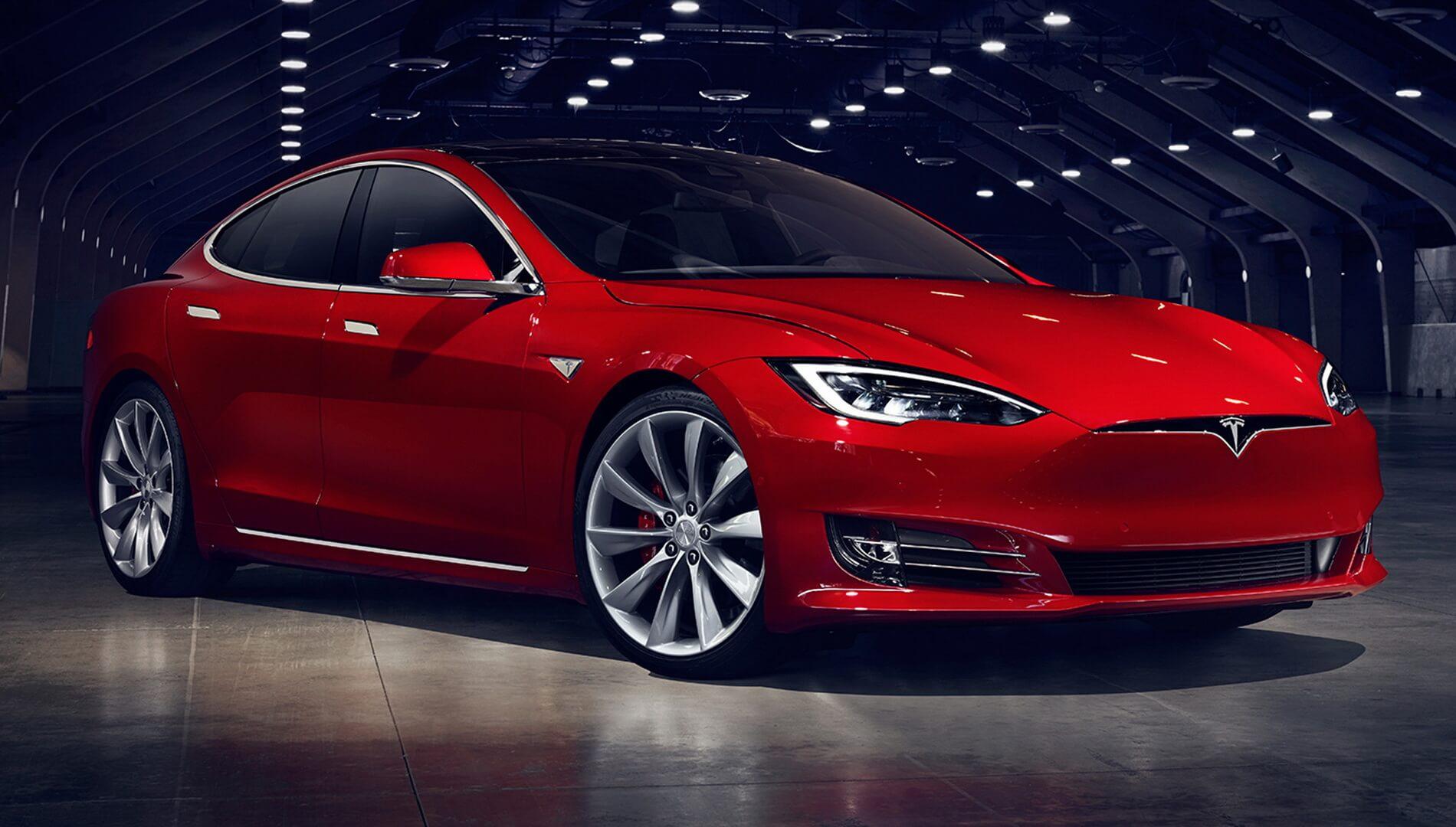 Фотография экоавто Tesla Model S 75D - фото 4