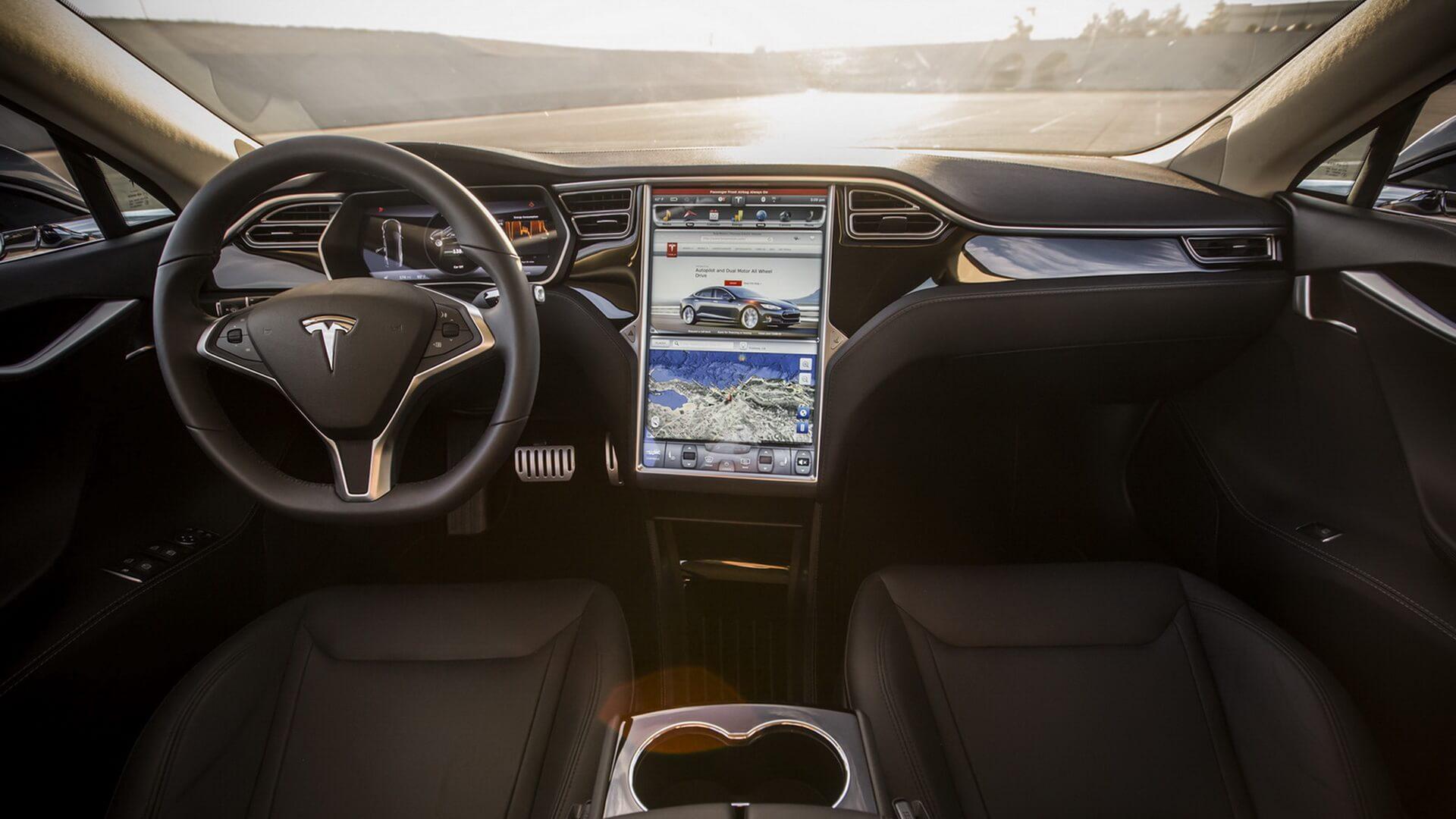 Фотография экоавто Tesla Model S 75D - фото 7