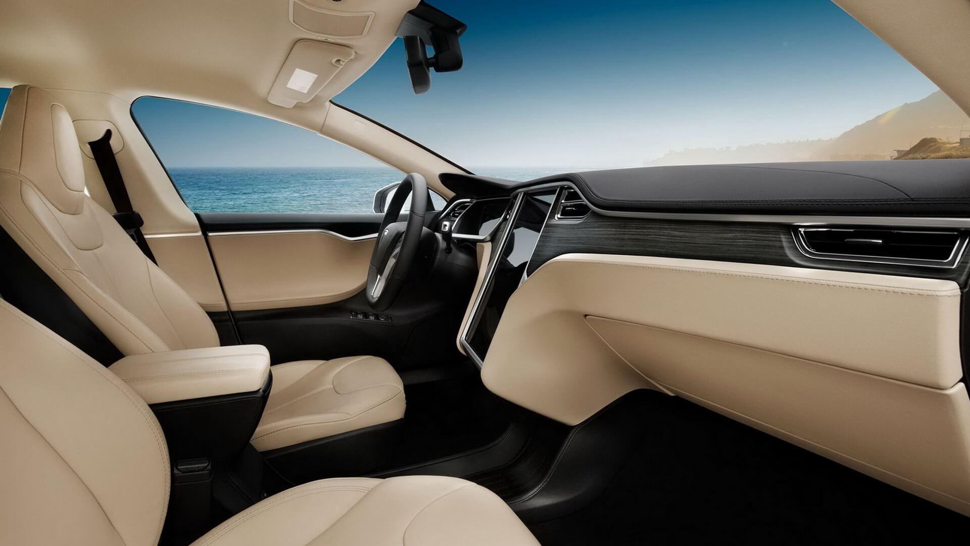 Фотография экоавто Tesla Model S 75D - фото 8