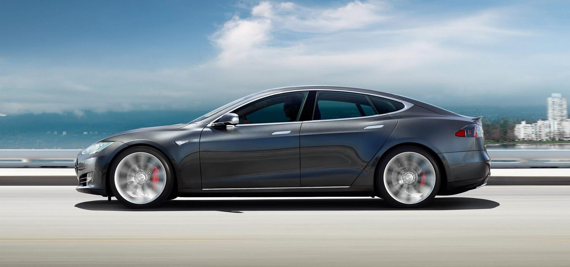 Фотография экоавто Tesla Model S 70D - фото 20