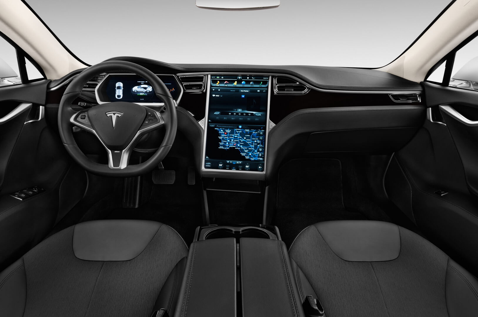 Фотография экоавто Tesla Model S 70D - фото 21