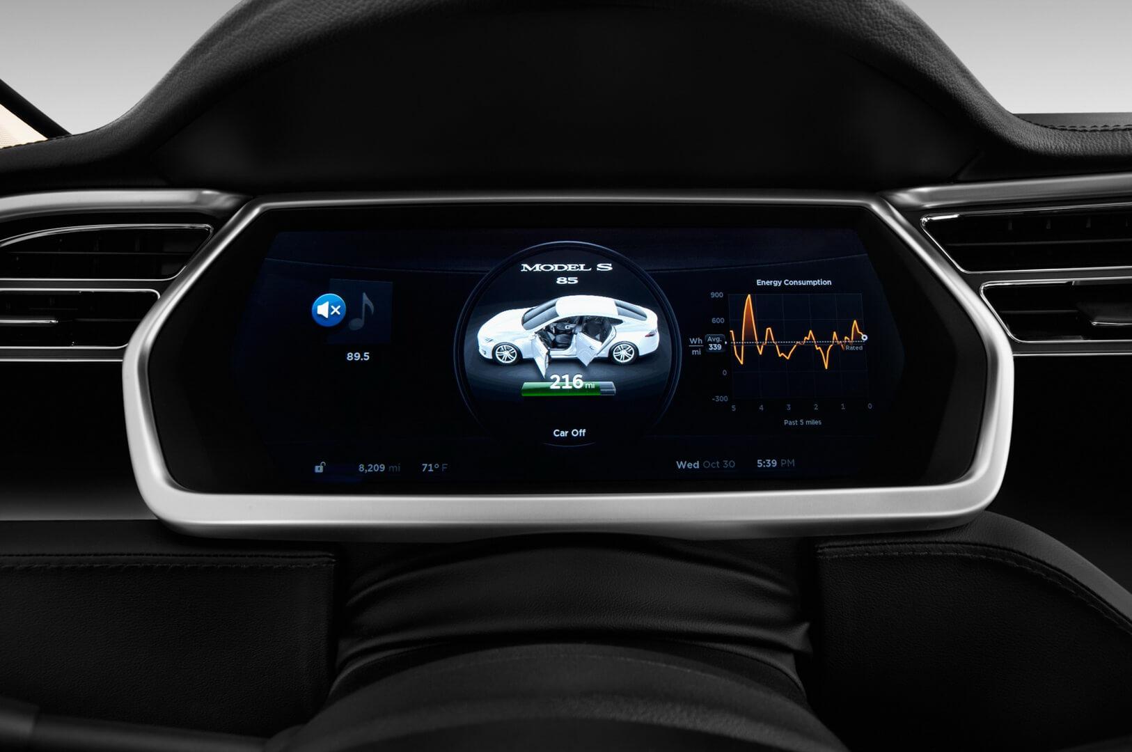 Фотография экоавто Tesla Model S 70D - фото 23