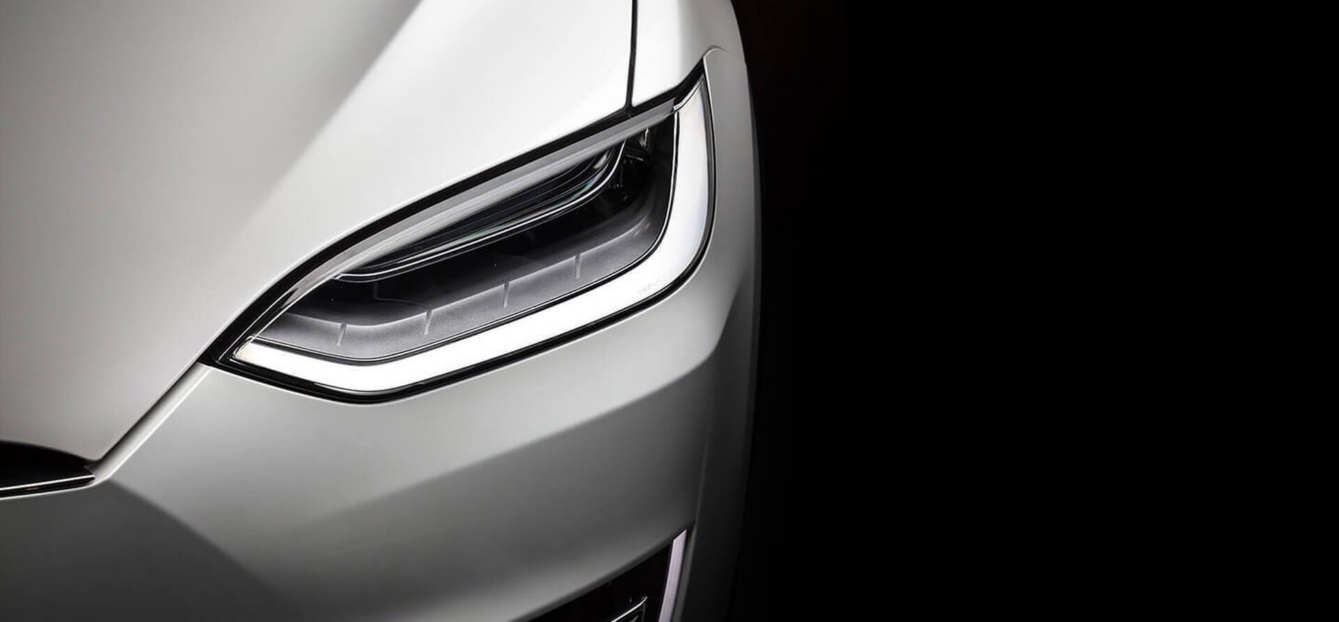 Фотография экоавто Tesla Model X P100D (Performance) - фото 2