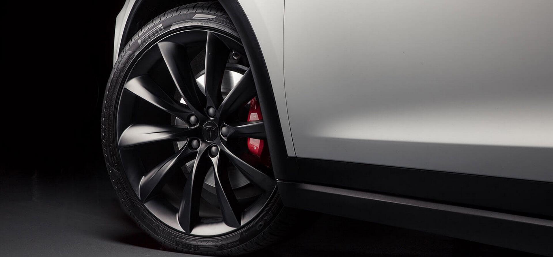 Фотография экоавто Tesla Model X P100D (Performance) - фото 5