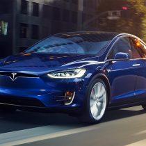 Фотография экоавто Tesla Model X 75D (Standard) - фото 6