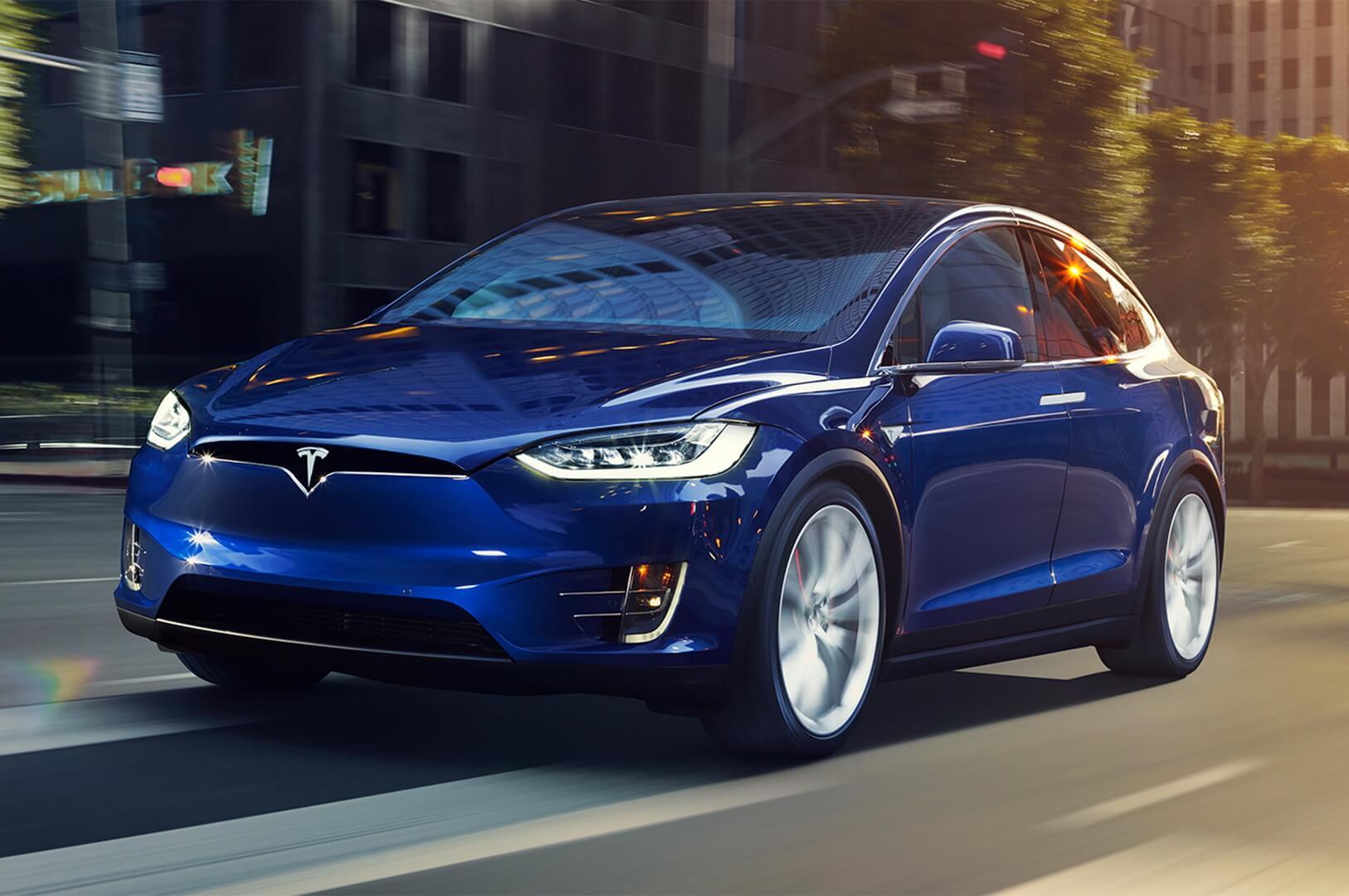 Фотография экоавто Tesla Model X P100D (Performance) - фото 6