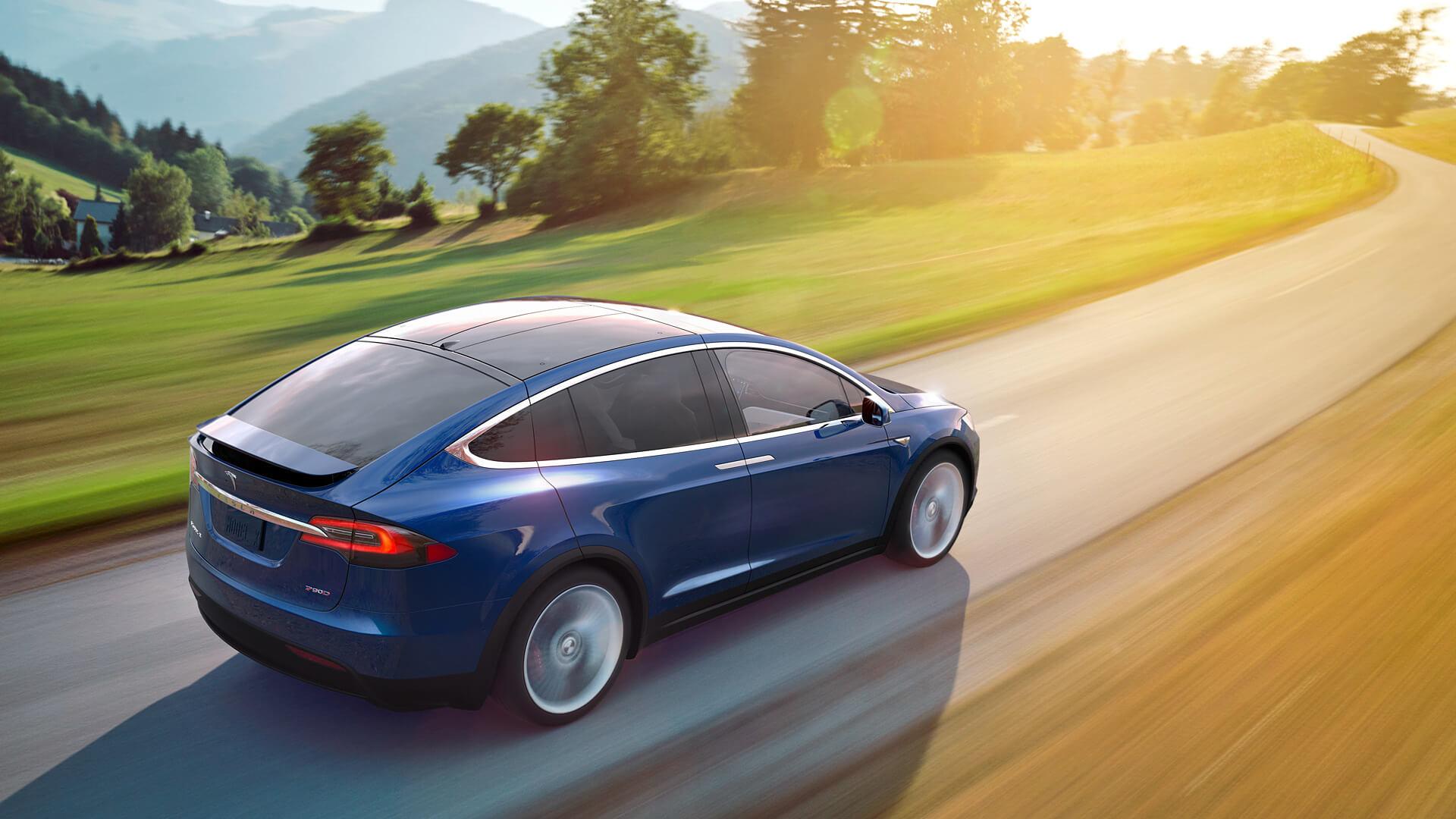 Фотография экоавто Tesla Model X P100D (Performance) - фото 8
