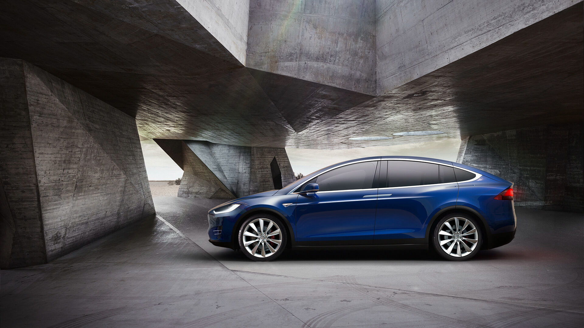 Фотография экоавто Tesla Model X P100D (Performance) - фото 9