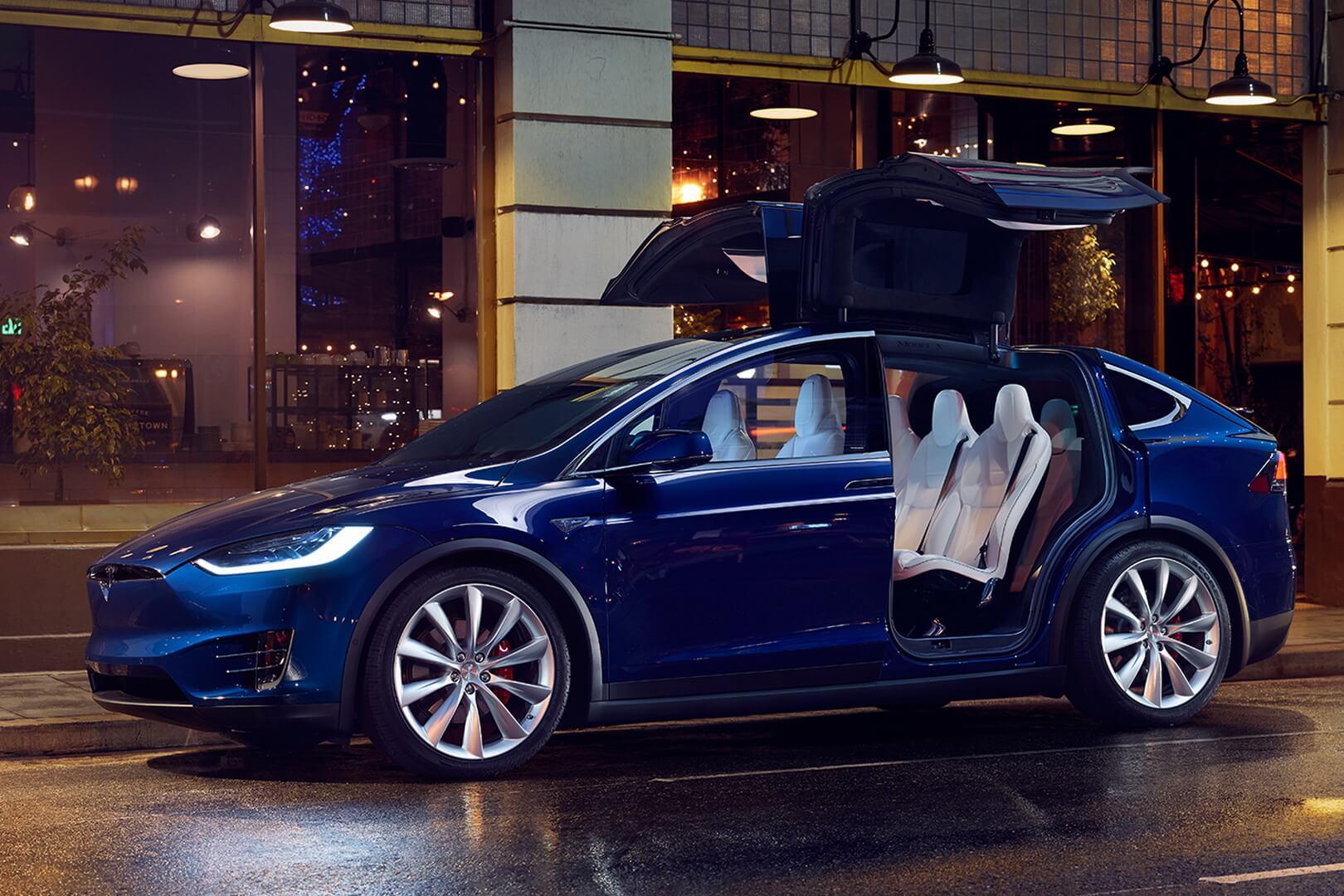 Tesla Model X P100D (Performance) 🔌 Описание, Характеристики Tesla Model X  | HEvCars