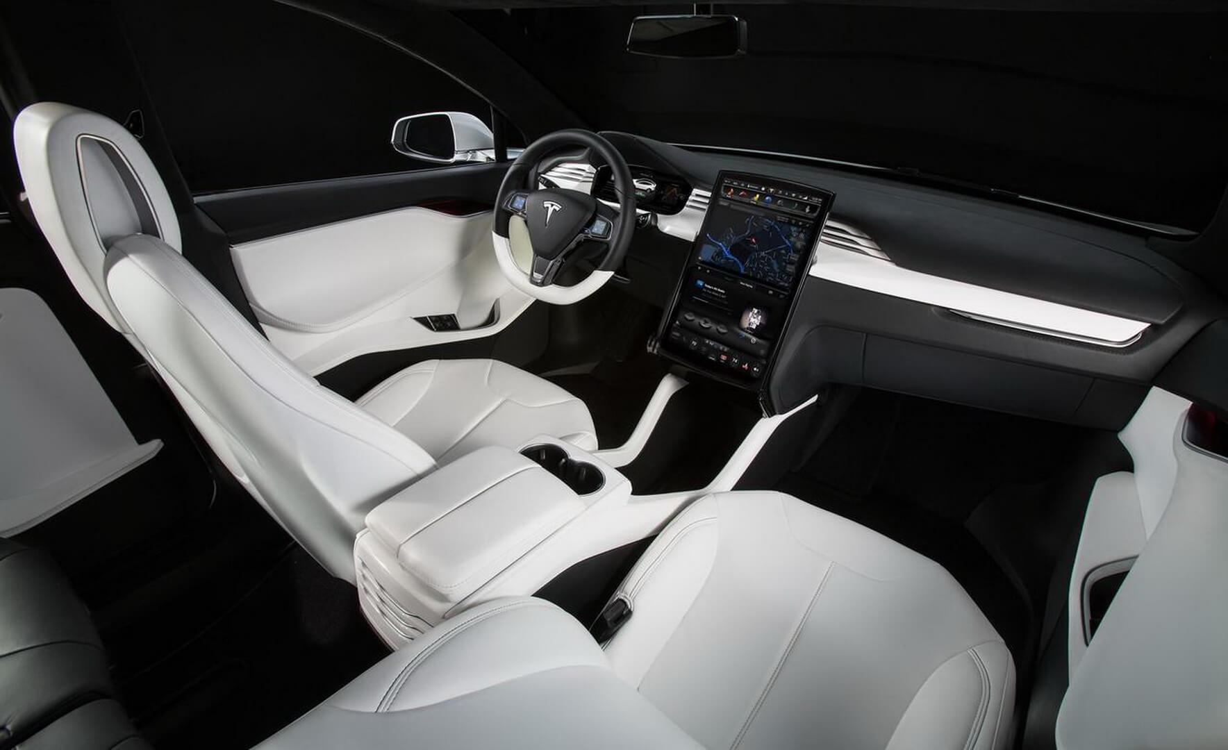 Фотография экоавто Tesla Model X P100D (Performance) - фото 11