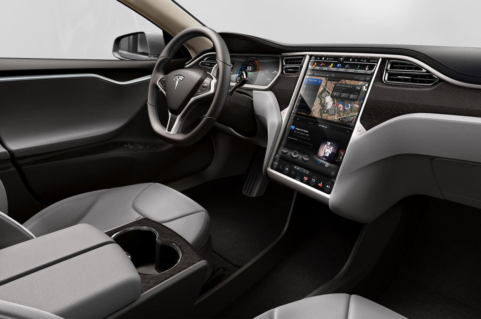 Фотография экоавто Tesla Model X P100D (Performance) - фото 14