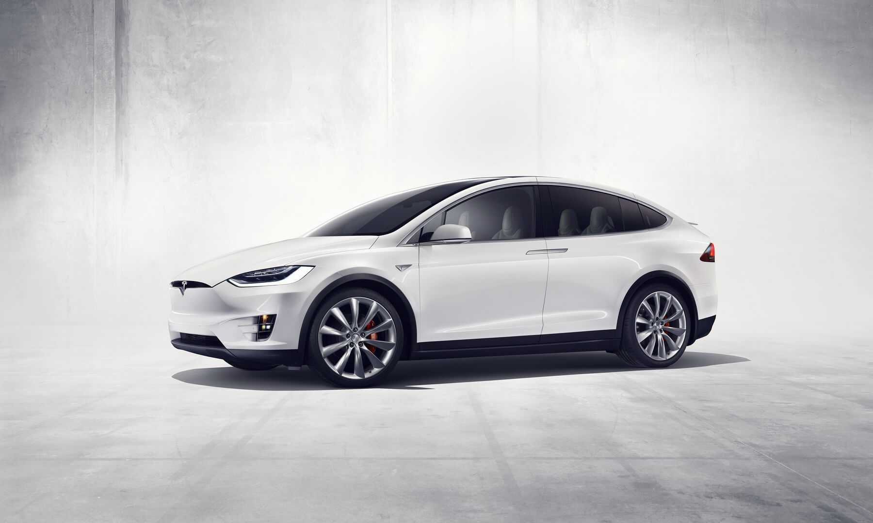 Фотография экоавто Tesla Model X P90D