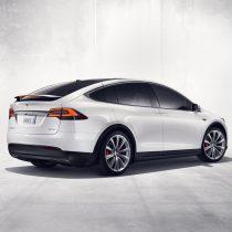 Фотография экоавто Tesla Model X 60D - фото 3
