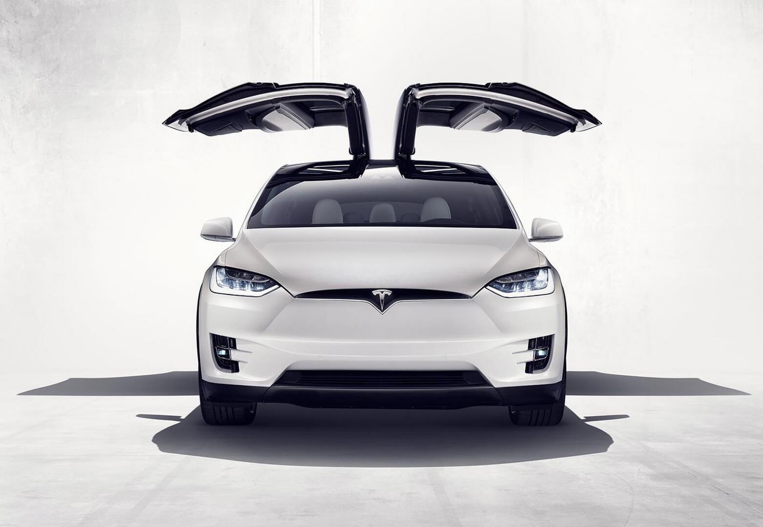 Фотография экоавто Tesla Model X P90D - фото 5