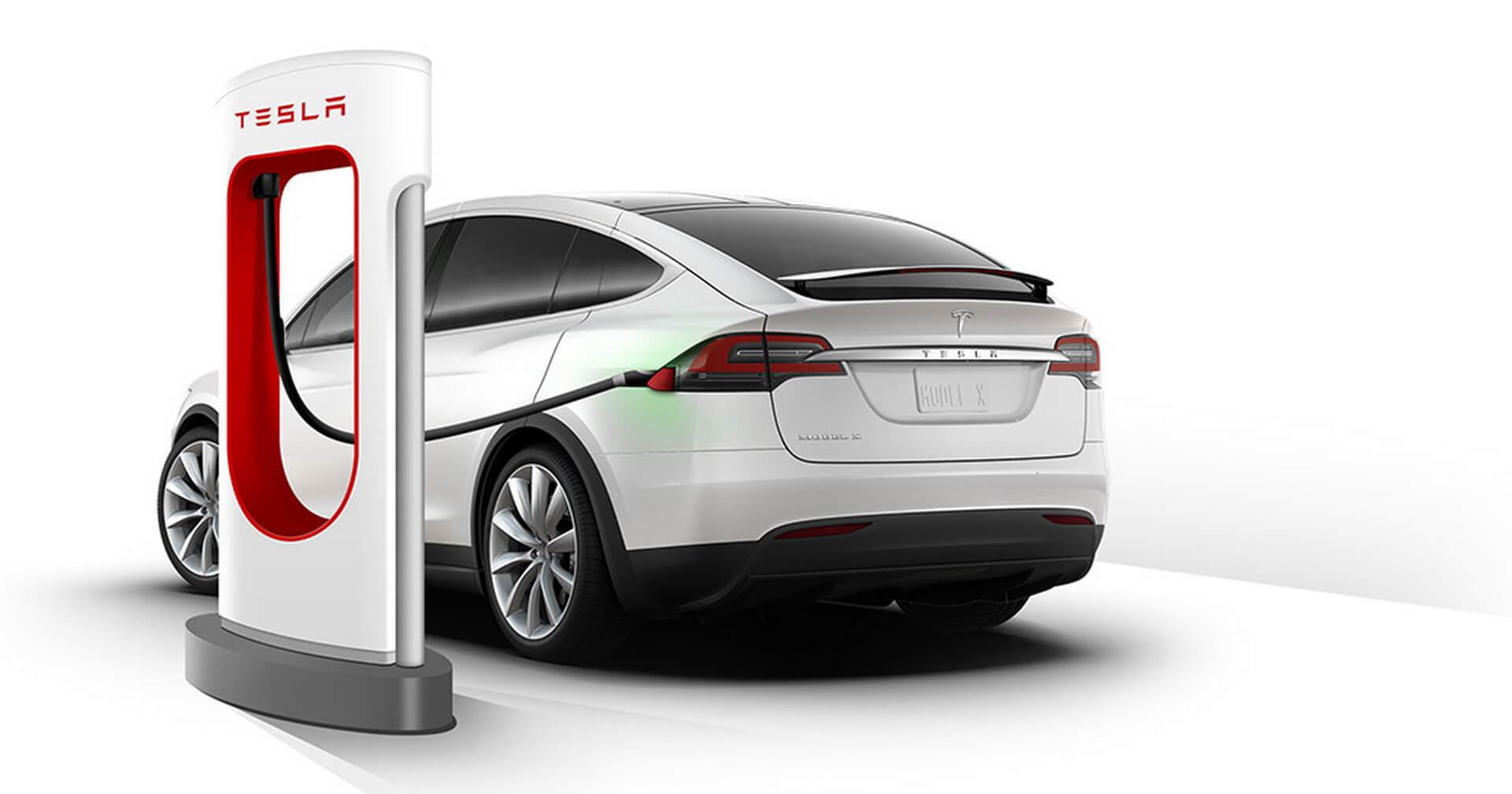 Фотография экоавто Tesla Model X P90D - фото 8
