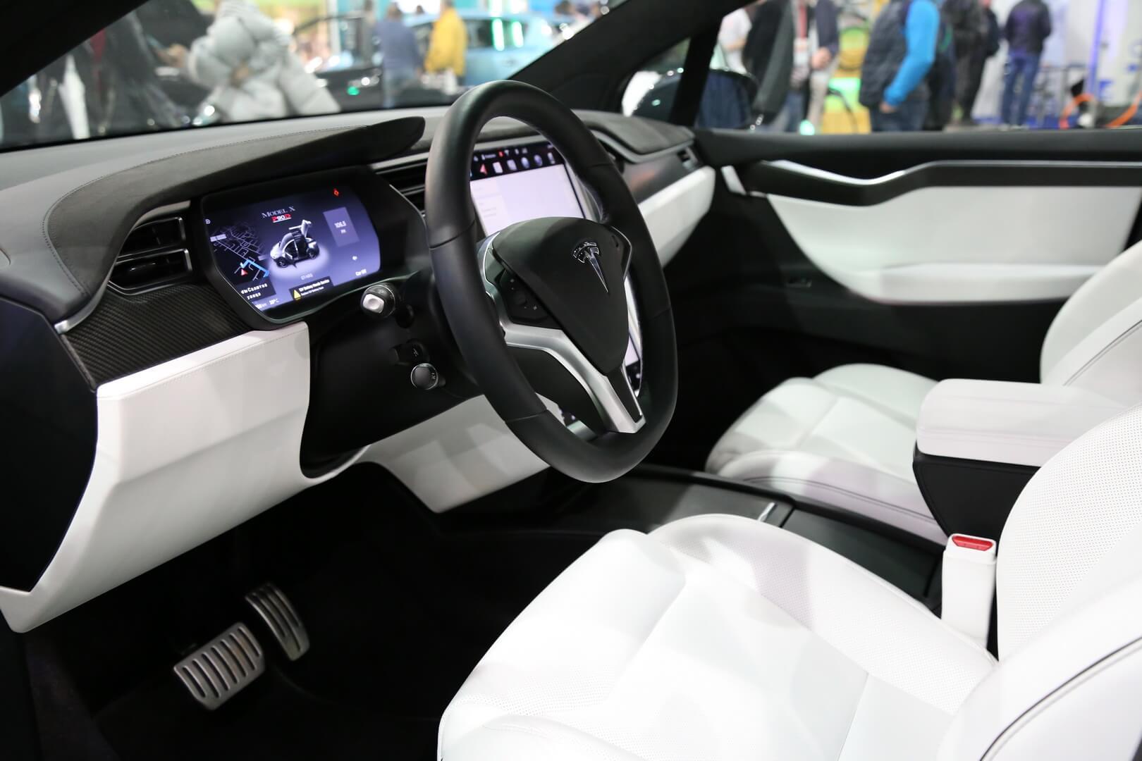 Фотография экоавто Tesla Model X P90D - фото 18