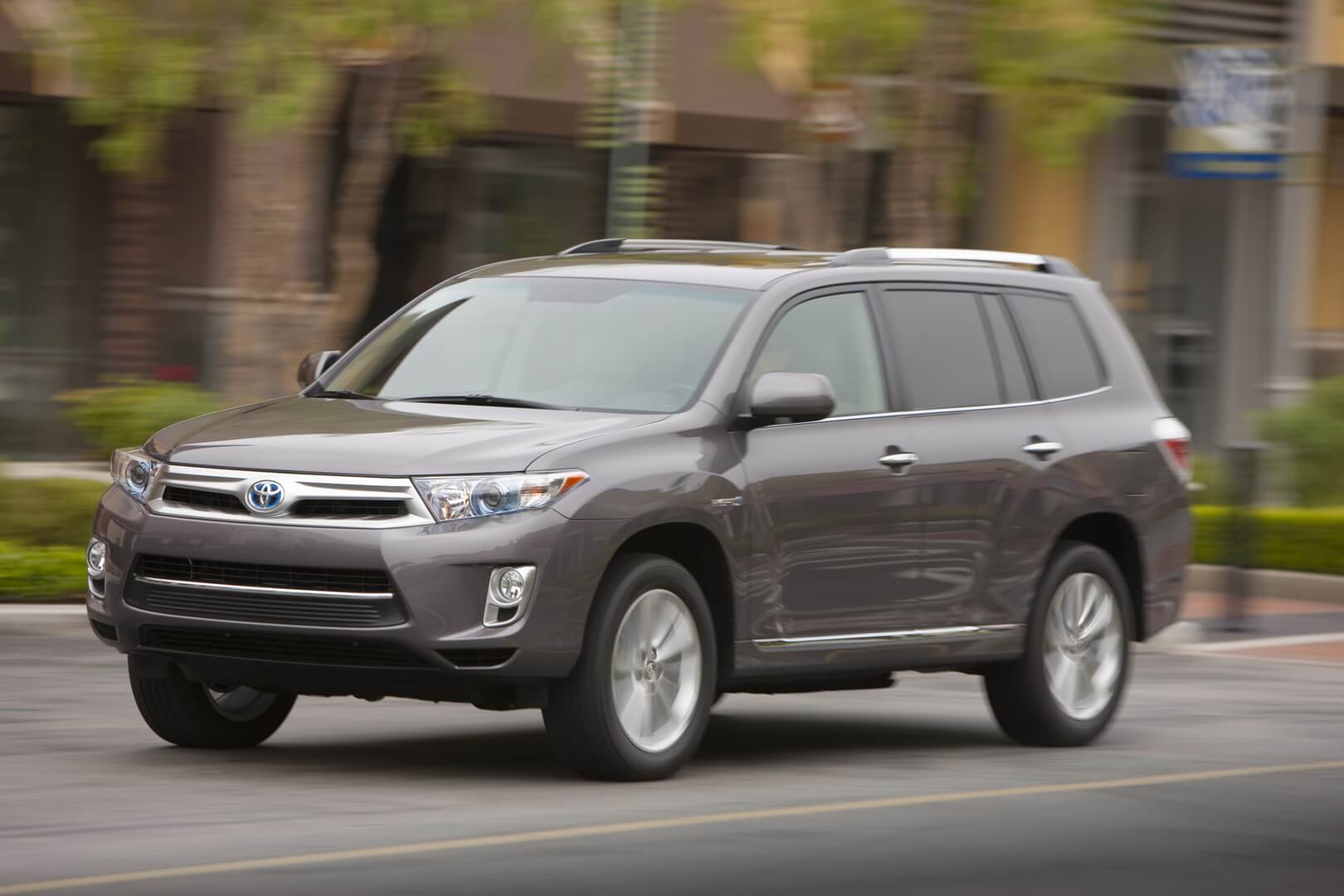 Фотография экоавто Toyota Highlander Hybrid 2011