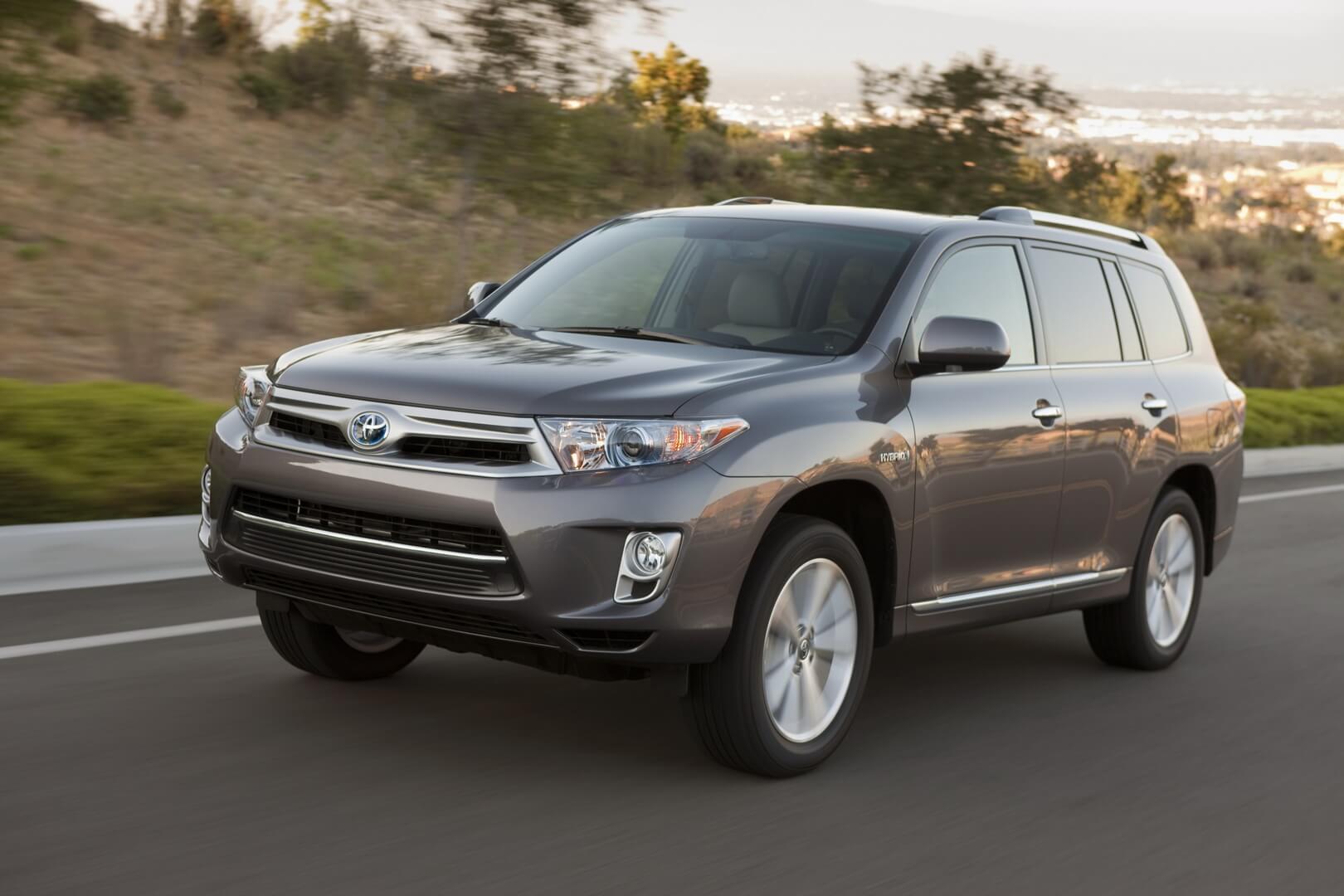 Фотография экоавто Toyota Highlander Hybrid 2011 - фото 19