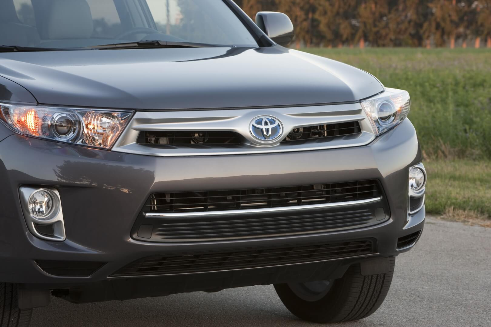 Фотография экоавто Toyota Highlander Hybrid 2011 - фото 22