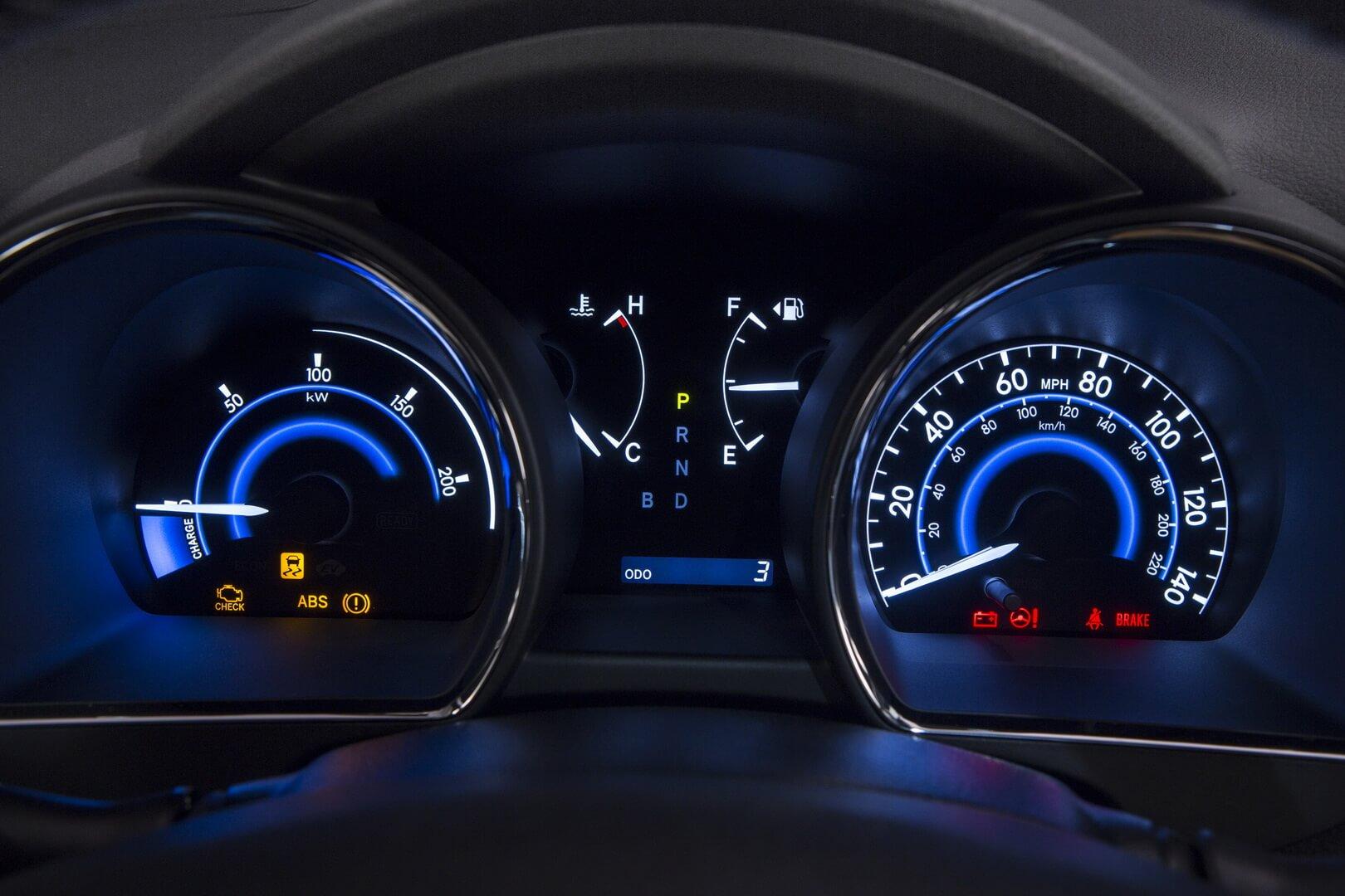 Фотография экоавто Toyota Highlander Hybrid 2011 - фото 30