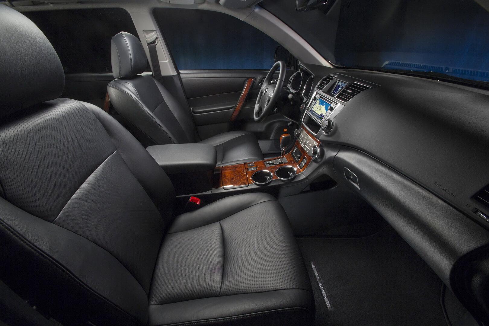Фотография экоавто Toyota Highlander Hybrid 2011 - фото 33