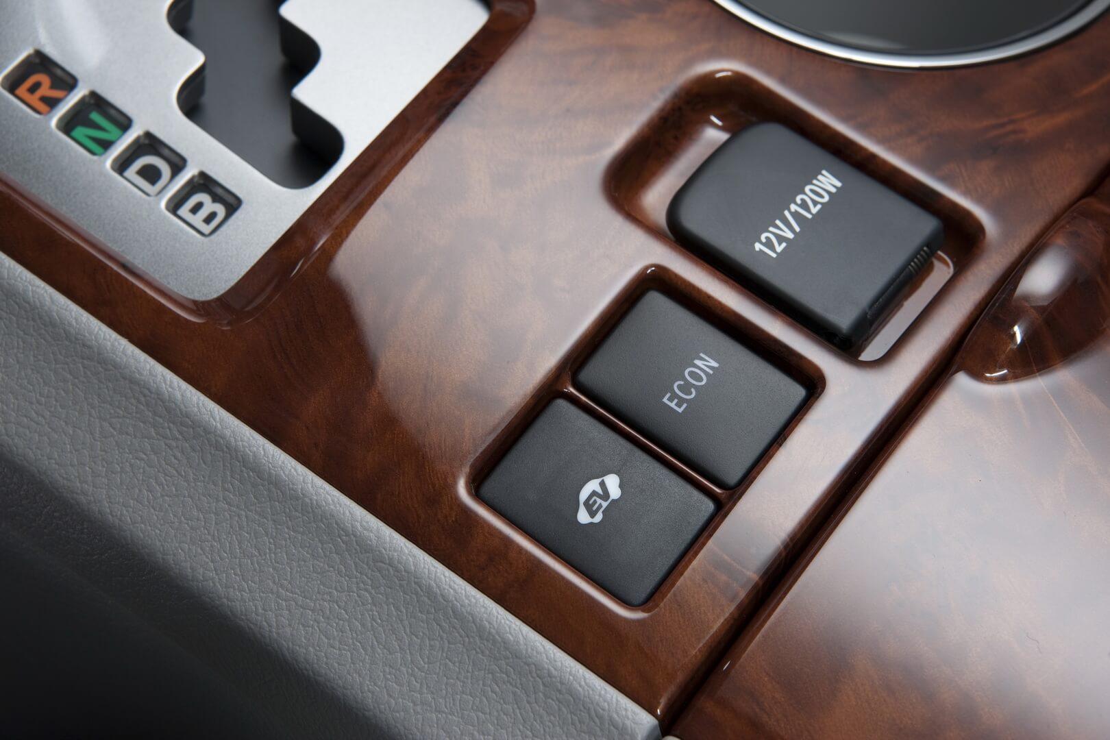 Фотография экоавто Toyota Highlander Hybrid 2011 - фото 36