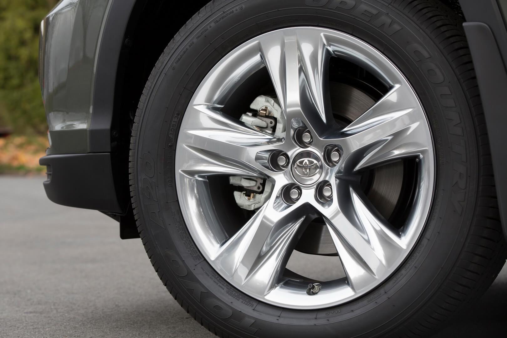 Фотография экоавто Toyota Highlander Hybrid 2014 - фото 5