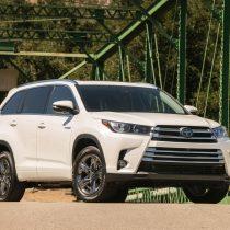 Фотография экоавто Toyota Highlander Hybrid 2017