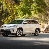 Фотография экоавто Toyota Highlander Hybrid 2017 - фото 2