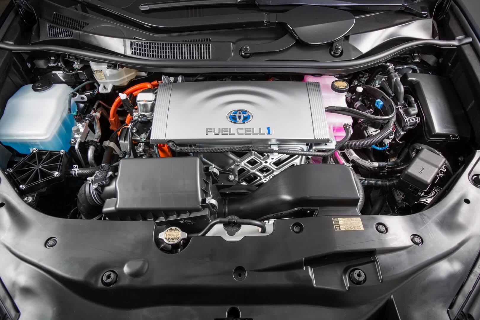 Фотография экоавто Toyota Mirai FCV - фото 4