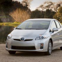 Фотография экоавто Toyota Prius Hybrid 2010 - фото 5