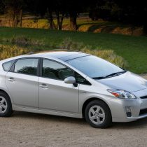 Фотография экоавто Toyota Prius Hybrid 2010 - фото 8