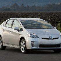 Фотография экоавто Toyota Prius Hybrid 2010 - фото 22