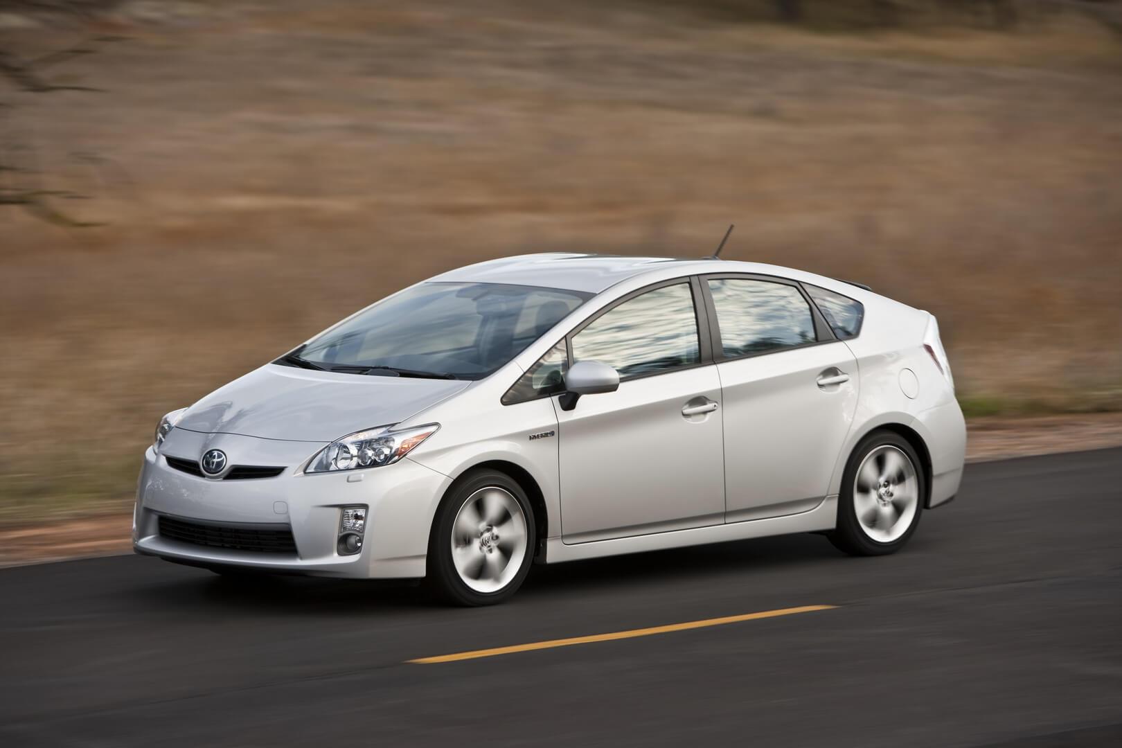 Фотография экоавто Toyota Prius Hybrid 2010 - фото 31