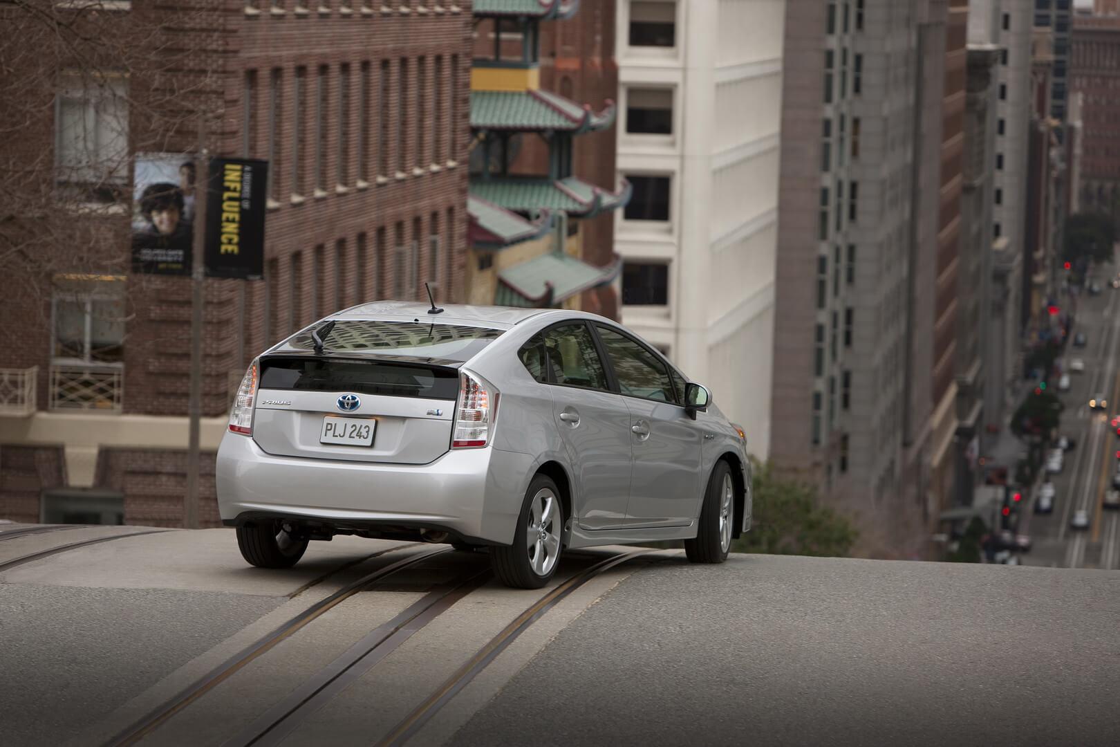 Фотография экоавто Toyota Prius Hybrid 2010 - фото 42